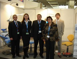 Виставка IDS2007 COLOGNE
