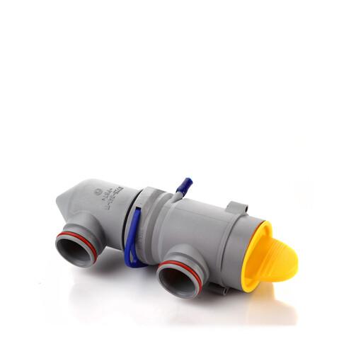 Комплектний корпус фільтру  (арт. 0725-040-50)