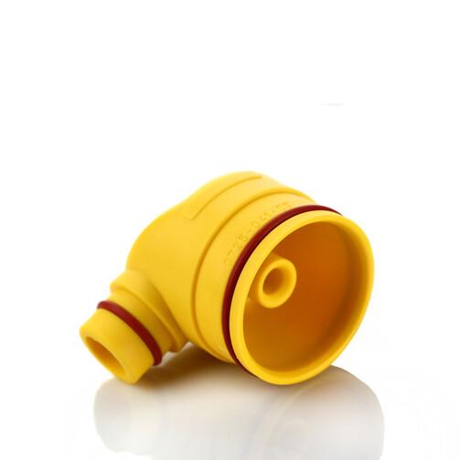 Кришка корпусу фільтру під шланг слиневідсмоктувача  (арт. 0725-041-08)