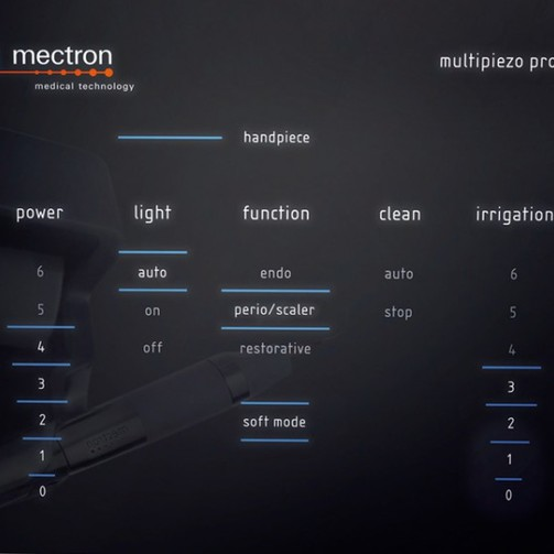 Ультразвуковий апарат Multipiezo