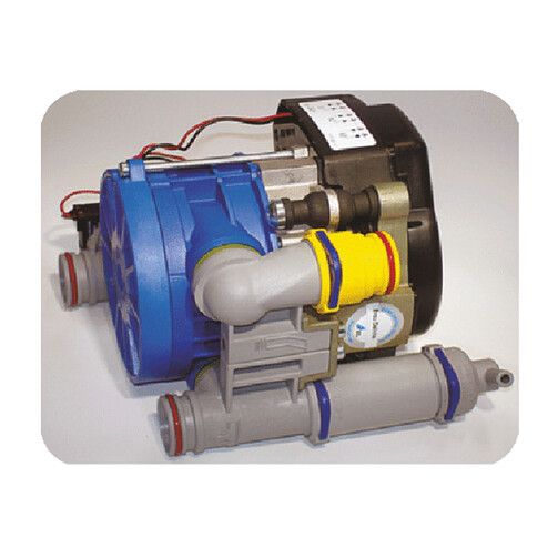 Сепаратор центробіжний CS1 з клапаном вибору  (арт. 7117-57)