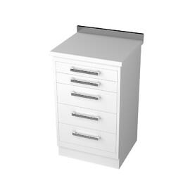 Модуль медицинской мебели с ящиками