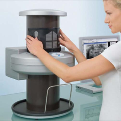 Сканер рентгенографічних пластин VistaScan Combi
