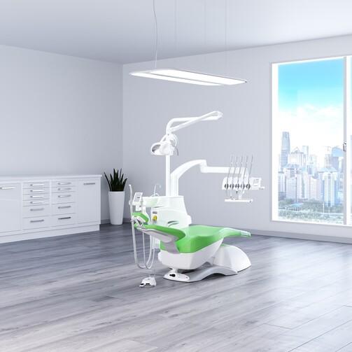 Стоматологическая установка Gallant Omnipratique