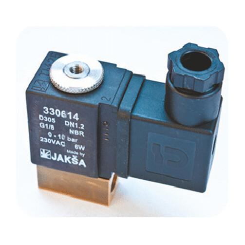 Електромагнітний клапан Jaksa для компресора  (арт. 330614)