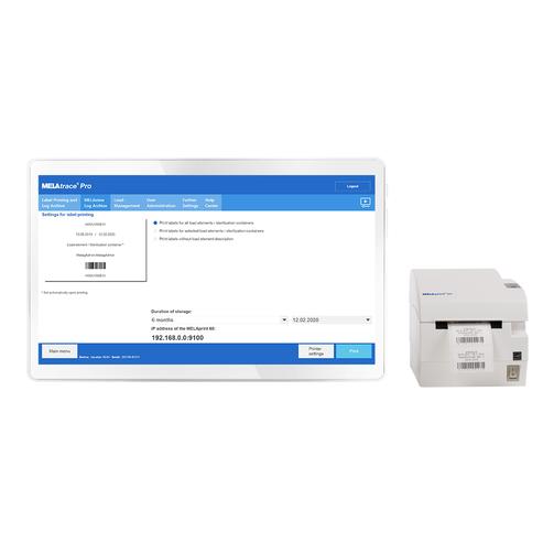 Программное обеспечение MELAtrace/MELAtrace Pro  (арт. 21138)