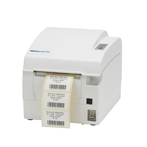 Прінтер для друку етикеток MELAprint 60