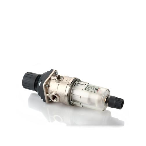 Регулятор давления воздуха с фильтром  (арт. N108-D00)