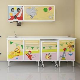 Меблі для стоматологічного кабінету Alius Urban-Chic