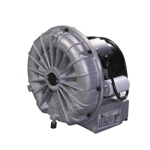 Відсмоктуючий агрегат сухого відсмоктування для однієї установки без електронної плати управління