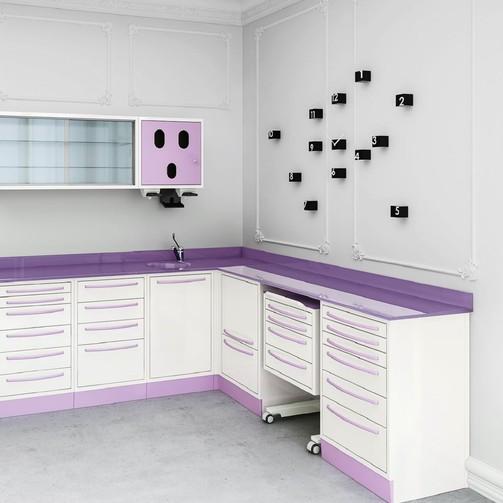 Меблі для стоматологічного кабінету Alius Essential