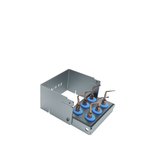 Держатель для длинных 6 насадок скелера 2.0 - 3.5 мм  (арт. 006.153.017-01)