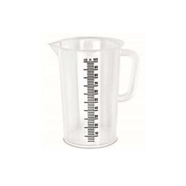 Мірний пластиковий стакан об`єм 100 мл