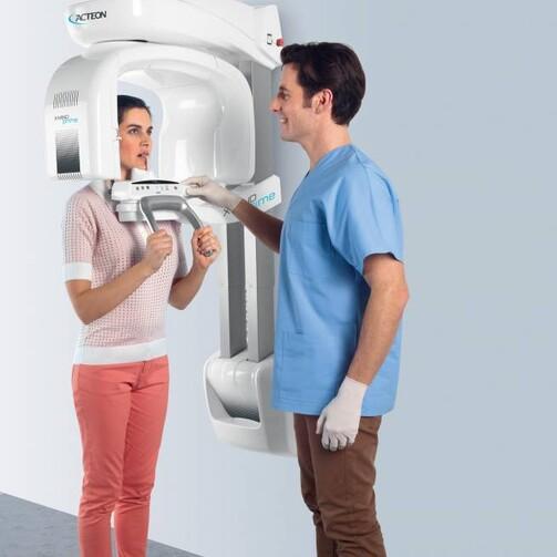 Рентгеновский аппарат X-Mind Prime