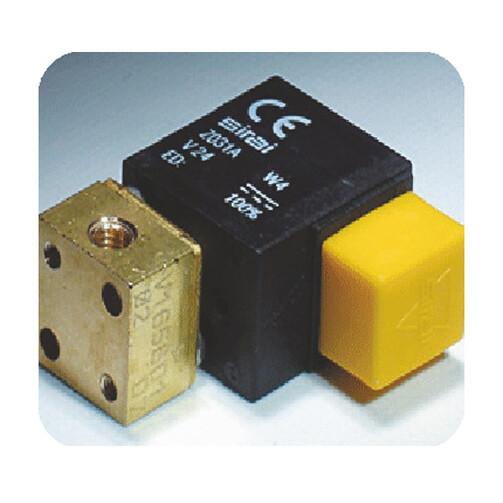 Електромагнітний клапан включення води та повітря Sirai  (арт. V165V01)