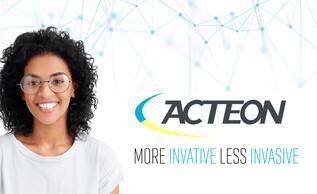 Відвідайте сайт наших партнерів ACTEON Group