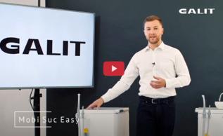 Відеоогляд мобільних відсмоктувачів Mobi Suc Easy & Mobi Suc Combi