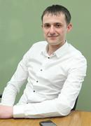 Володимир Юрковський Начальник відділу збуту